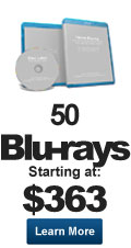 Blu-ray Duplication, Blu-ray Replication, Blu-ray Copy