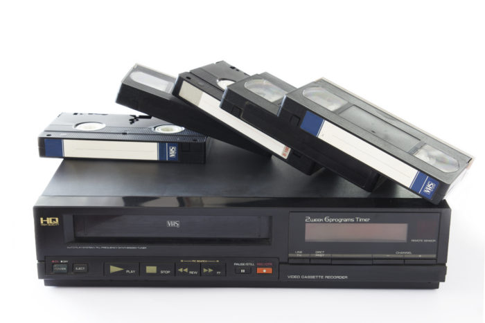 Convert Your Tapes to DVD
